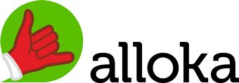 аллока логотип
