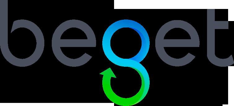 Beget хостинг логотип
