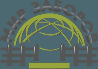мир заборов логотип